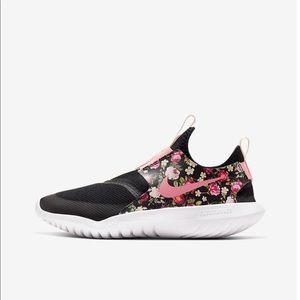 Nike Flex Runner girls sneaker floral PRICE FIRM